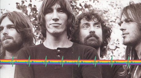Pink Floyd   The Dark Side of the Moon (Rock progresivo, 1973)