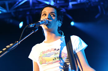 Brian Molko sin Placebo? 