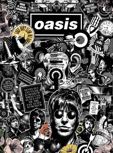 Foto de Lord Don't Slow Me Down, nuevo DVD de Oasis