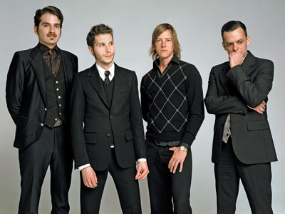 No I In Threesome, tercer single de Interpol