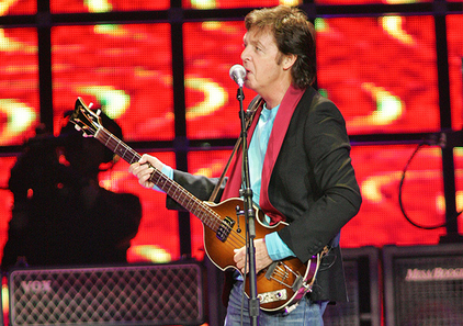 Paul McCartney no queria ser el bajista de The Beatles