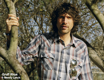 Líder de Super Furry Animals sacará disco en Febrero