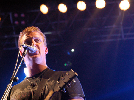Queens Of The Stone Age agota en Madrid, y aade otra fecha en Espaa 