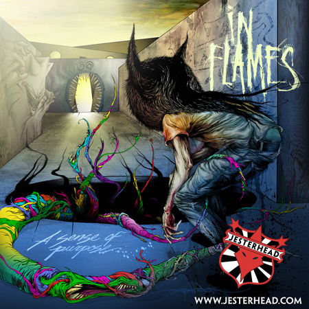 A Sense Of Purpose, nuevo disco de In Flames