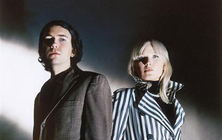 Espaa ser visitada por The Raveonettes en Febrero 