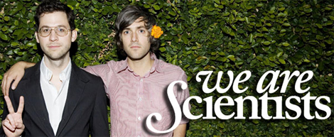 We Are Scientist pone fecha y ttulo a su nuevo trabajo 