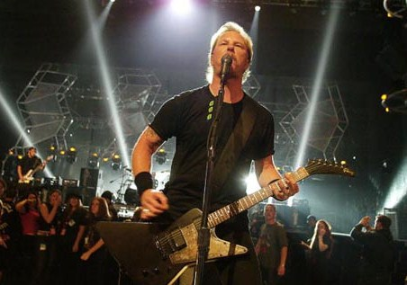 Fecha para el nuevo disco de Metallica 
