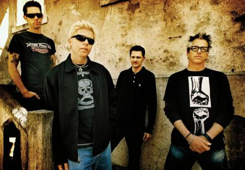 The Offspring, confirmados para el Getafe Electric Festival