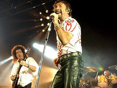 Queen y Paul Rodgers de gira por España