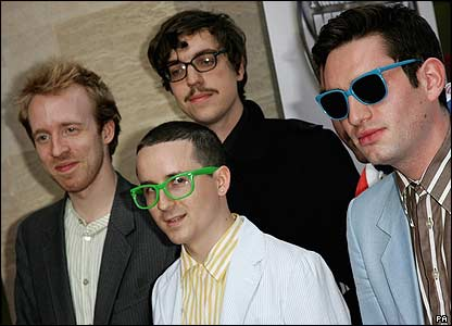 Hot Chip a Benicassim y a Madrid