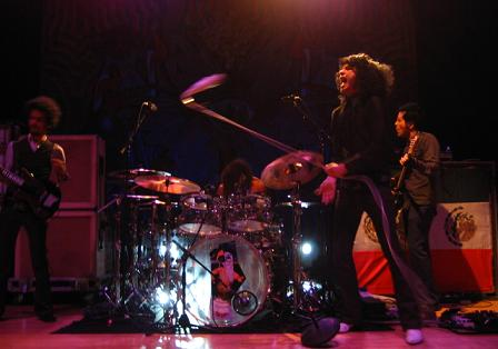 The Mars Volta en Barakaldo 