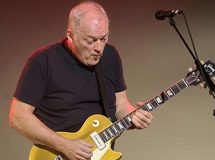 David Gilmour tocará Atom Heart Mother