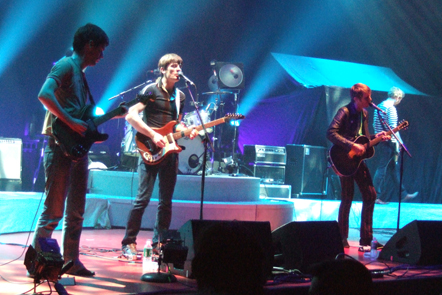 Franz Ferdinand tocarn hoy en Glastonbury 