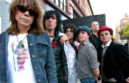 New York Dolls al FIB