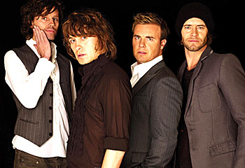 Take That, la mejor banda masculina