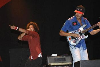 Concierto de Rage Against The Machine