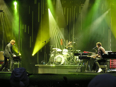 Keane presentar Perfect Symmetry en Espaa 