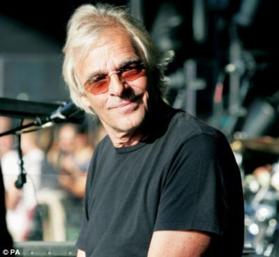 Fallece Richard Wright, el teclista de Pink Floyd