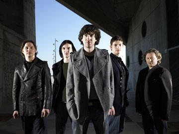 Snow Patrol confirma nuevo single 
