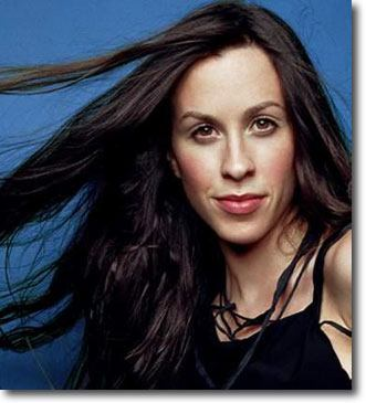 Alanis Morissette de gira por Sudamrica 