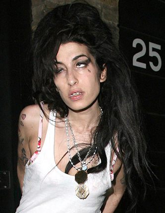 La bulimia afecta a Amy Winehouse 
