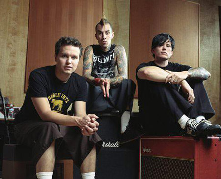 Blink 182 confirm su regreso 