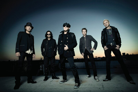 Scorpions prepara nuevo material 
