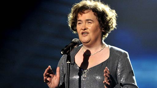 Susan Boyle pierde la final de Britain´s got Talent y acaba ingresada de urgencia