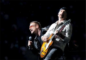 U2 financiará con cinco millones de euros a la Red Musical de Irlanda