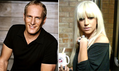 Habr dueto de Lady Gaga con Michael Bolton 