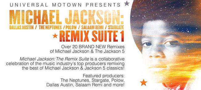 Motown lanzar un disco homenaje a Michael Jackson 