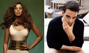 Robbie Williams y Leona Lewis lucharán por el top 10
