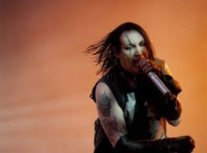Marilyn Manson comunica tiene la gripe A 