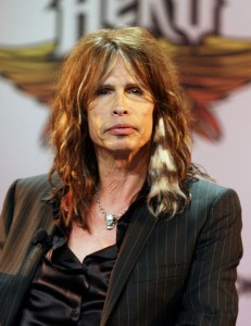Steven Tyler desmiente su salida de Aerosmith 