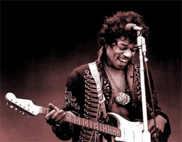 Jimi Hendrix el mejor riff de guitarra de todos los tiempos 