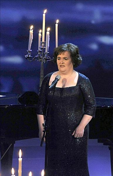 Susan Boyle ha conseguido ser el disco debut ms vendido en el Reino Unido 