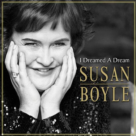 Susan Boyle y su primer disco el ms vendido antes de su lanzamiento 