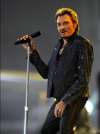 Johnny Hallyday ha abandonado el hospital