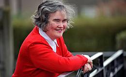 Susan Boyle sigue batiendo rcord 