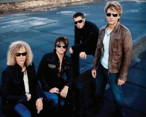 Bon Jovi en Rock in Rio Madrid 2010 