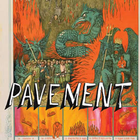 Pavement recopilatorio en marzo