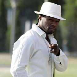 50 Cent se toma muy en serio su carrera de actor