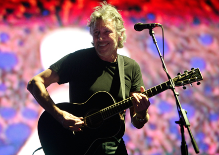 Roger Waters de gira por EE.UU con The Wall 