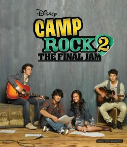 Jonas Brothers anuncian Tour Camp Rock 2010