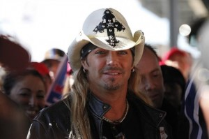 Bret Michaels se recupera y ya está estable