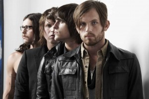 Kings of Leon se preparan para su nuevo disco