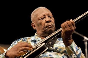 B.B King gratis en Madrid el 2 de junio