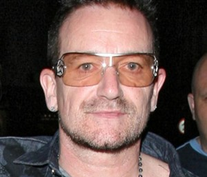 Bono de U2 operado de urgencia 