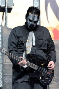 Fallece Paul Gray de Slipknot