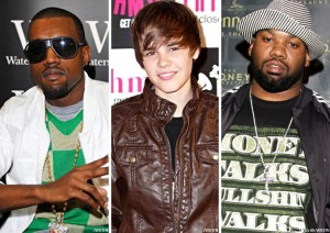 Kanye West desea colaborar con Justin Bieber 